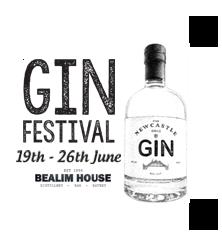 Gin Festival 19-26 June