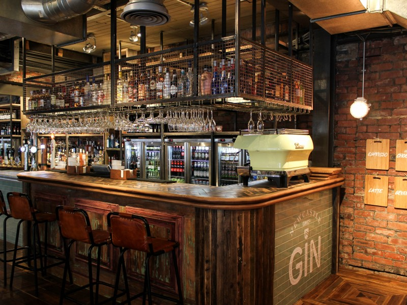 Bealim house bar eatery and gin distillery in newcastle uk - Bars for the house ...